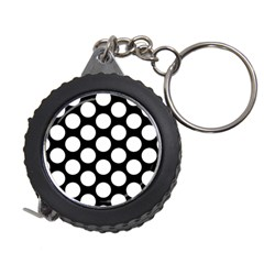 Black And White Polkadot Measuring Tape