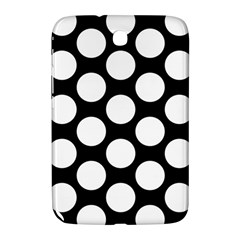 Black And White Polkadot Samsung Galaxy Note 8.0 N5100 Hardshell Case