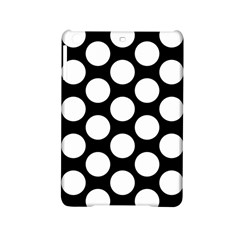 Black And White Polkadot Apple iPad Mini 2 Hardshell Case