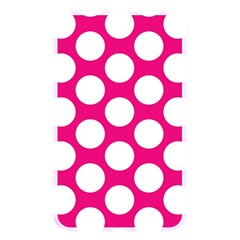 Pink Polkadot Memory Card Reader (Rectangular)