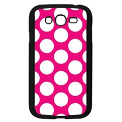 Pink Polkadot Samsung Galaxy Grand DUOS I9082 Case (Black)
