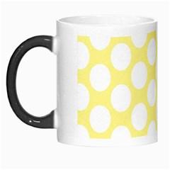 Yellow Polkadot Morph Mug