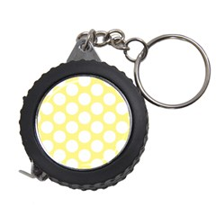 Yellow Polkadot Measuring Tape