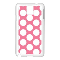 Pink Polkadot Samsung Galaxy Note 3 N9005 Case (white)