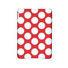Red Polkadot Apple iPad Mini 2 Hardshell Case