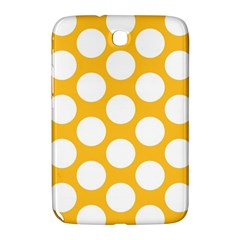 Sunny Yellow Polkadot Samsung Galaxy Note 8.0 N5100 Hardshell Case