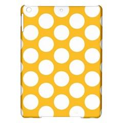 Sunny Yellow Polkadot Apple Ipad Air Hardshell Case