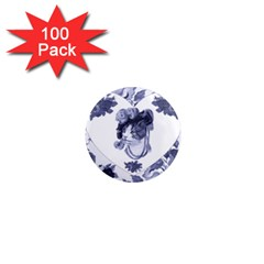 MISS KITTY 1  Mini Button Magnet (100 pack)
