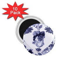MISS KITTY 1.75  Button Magnet (10 pack)