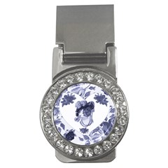 Miss Kitty Money Clip (cz)
