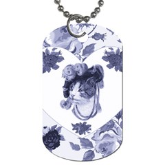 MISS KITTY Dog Tag (Two-sided)