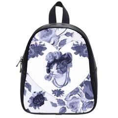 Miss Kitty School Bag (small)