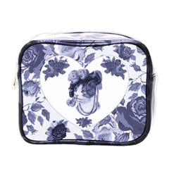 Miss Kitty Mini Travel Toiletry Bag (one Side)