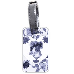 Miss Kitty Luggage Tag (one Side)