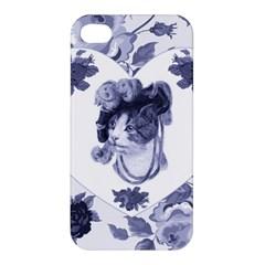 MISS KITTY Apple iPhone 4/4S Premium Hardshell Case