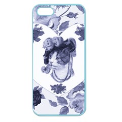 Miss Kitty Apple Seamless Iphone 5 Case (color)