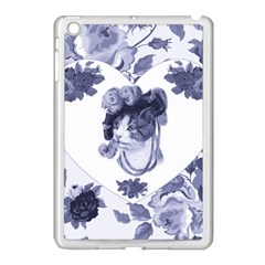 MISS KITTY Apple iPad Mini Case (White)