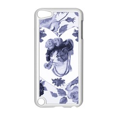 MISS KITTY Apple iPod Touch 5 Case (White)