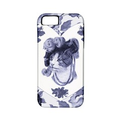 Miss Kitty Apple Iphone 5 Classic Hardshell Case (pc+silicone)