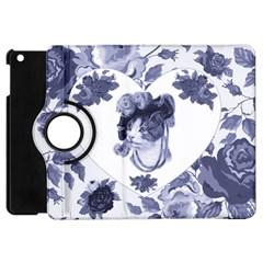 MISS KITTY Apple iPad Mini Flip 360 Case