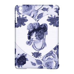 MISS KITTY Apple iPad Mini Hardshell Case (Compatible with Smart Cover)
