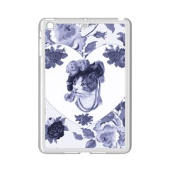 MISS KITTY Apple iPad Mini 2 Case (White)