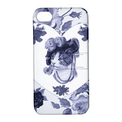 MISS KITTY Apple iPhone 4/4S Hardshell Case with Stand