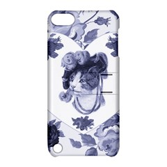 Miss Kitty Apple Ipod Touch 5 Hardshell Case With Stand