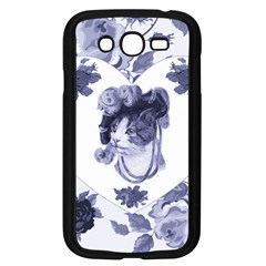 Miss Kitty Samsung Galaxy Grand Duos I9082 Case (black)