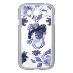 MISS KITTY Samsung Galaxy Grand DUOS I9082 Case (White)