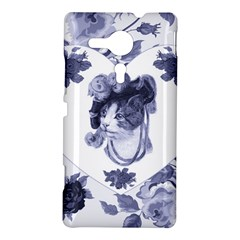 MISS KITTY Sony Xperia SP M35H Hardshell Case