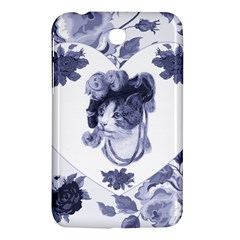 Miss Kitty Samsung Galaxy Tab 3 (7 ) P3200 Hardshell Case