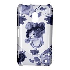 MISS KITTY Nokia Lumia 620 Hardshell Case