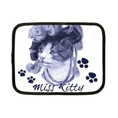 Miss Kitty Blues Netbook Sleeve (small)