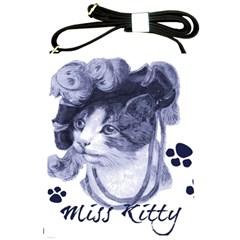 Miss Kitty Blues Shoulder Sling Bag