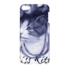 Miss Kitty Blues Apple Ipod Touch 5 Hardshell Case