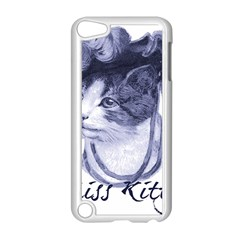 Miss Kitty Blues Apple Ipod Touch 5 Case (white)