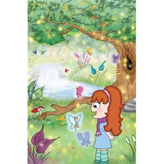 Fairy Kingdom 5 5  X 8 5  Notebook