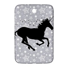 Unicorn on Starry Background Samsung Galaxy Note 8.0 N5100 Hardshell Case