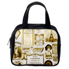 Parisgoldentower Classic Handbag (One Side)