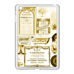 Parisgoldentower Apple iPad Mini Case (White)