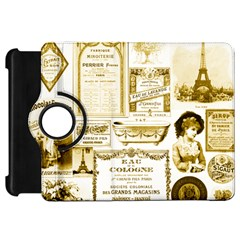 Parisgoldentower Kindle Fire HD 7  (1st Gen) Flip 360 Case
