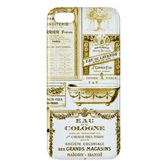 Parisgoldentower Apple Iphone 5 Premium Hardshell Case