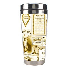 Parisgoldentower Stainless Steel Travel Tumbler