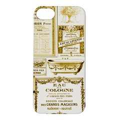 Parisgoldentower Apple iPhone 5S Hardshell Case