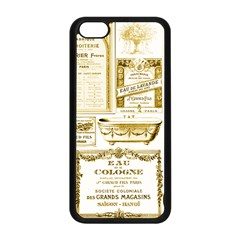 Parisgoldentower Apple Iphone 5c Seamless Case (black)