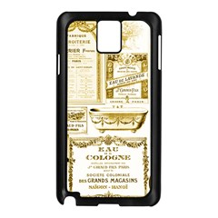 Parisgoldentower Samsung Galaxy Note 3 N9005 Case (black)