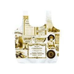 Parisgoldentower Reusable Bag (S)