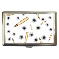 Bulletsnbulletholes Cigarette Money Case