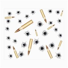 Bulletsnbulletholes Canvas 18  x 24  (Unframed)